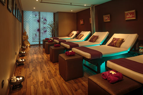 the hammam wang thai spa